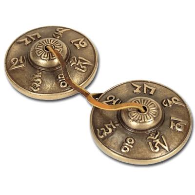 Tibetanske klokker - bedeklokker fra N/A på bog & mystik