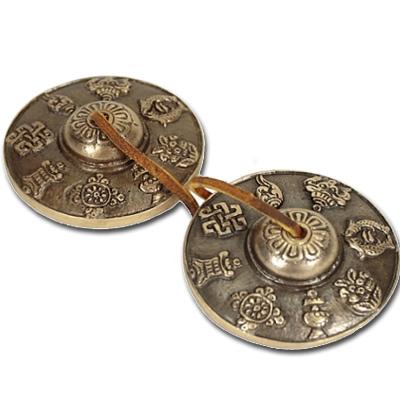N/A – Tibetanske klokker - bedeklokker fra bog & mystik
