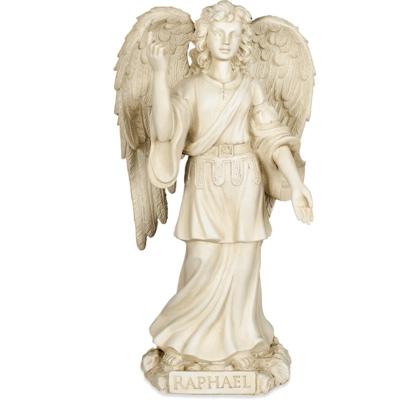 Engel - Ærkeenglen Raphael - 17cm