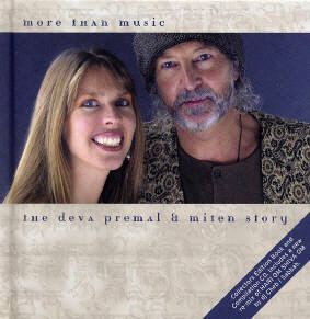 More than music - the deva premal & miten story fra N/A på bog & mystik