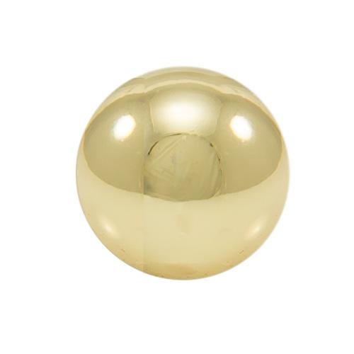 N/A – Engleklokke kugle - guld fra bog & mystik