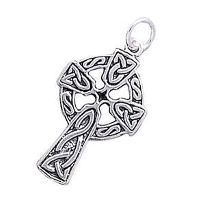 N/A – Keltisk kors - 28mm - u/kæde fra bog & mystik