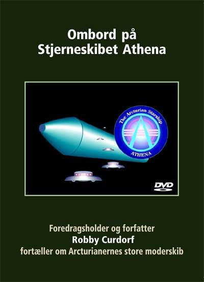 N/A – Ombord på stjerneskibet athena - robby curdorf dvd fra bog & mystik