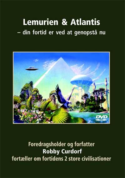 N/A Lemurien & atlantis - din fortid er ved at genopstå nu - robby curdorf fra bog & mystik
