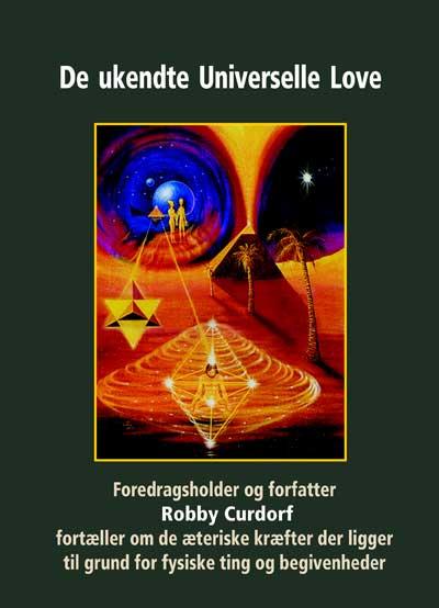De ukendte universelle love - robby curdorf fra N/A fra bog & mystik