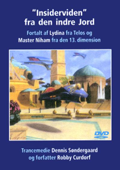 N/A Insiderviden - fra den indre jord - dennis søndergaard og robby curdorf fra bog & mystik