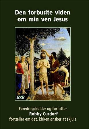 N/A Den forbudte viden om min ven jesus - robby curdorf fra bog & mystik