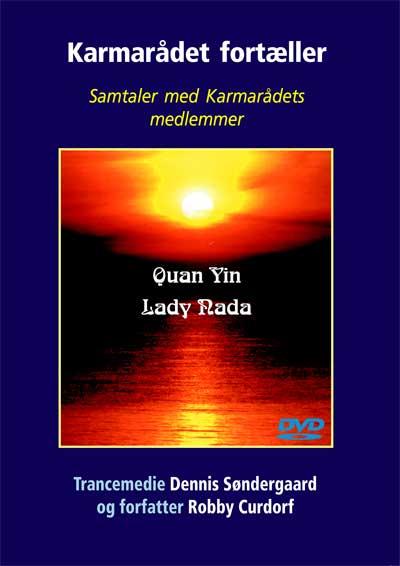 Karmarådet fortæller - samtaler med karmarådets medlemmer - dennis søndergaard og robby curdorf fra N/A på bog & mystik