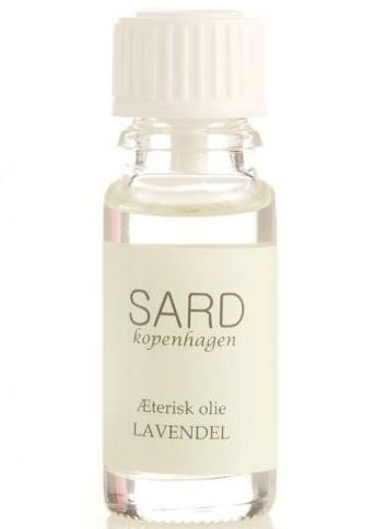 Æterisk Lavendelolie - 10 ml - Sard Kopenhagen