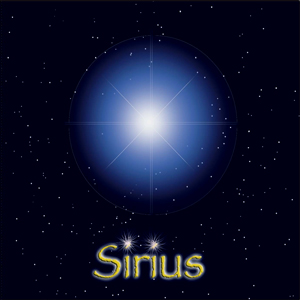 Sirius fra N/A fra bog & mystik
