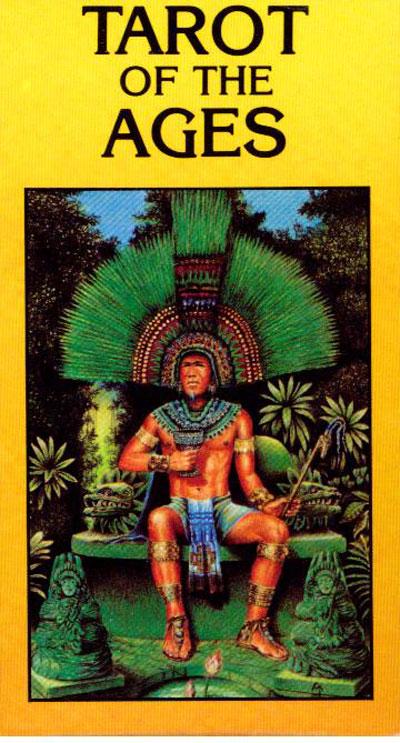 N/A Tarot of the ages - tarotkort på bog & mystik
