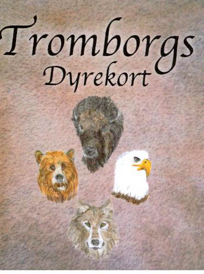 Image of   Tromborg dyrekort
