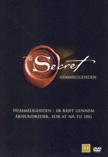 N/A – The secret - hemmeligheden - på dansk  og norsk fra bog & mystik