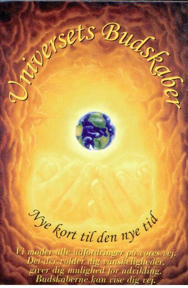 N/A – Universets budskaber - visdomskort fra bog & mystik