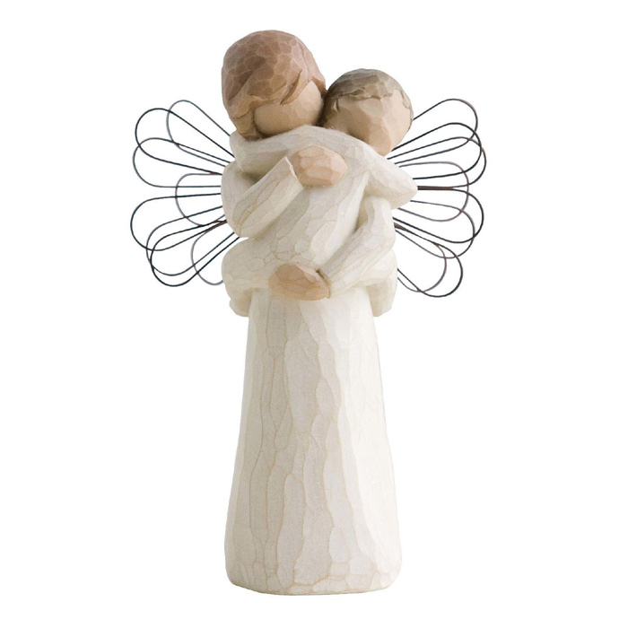 Image of   Willow Tree - Angels Embrace - Engle figur