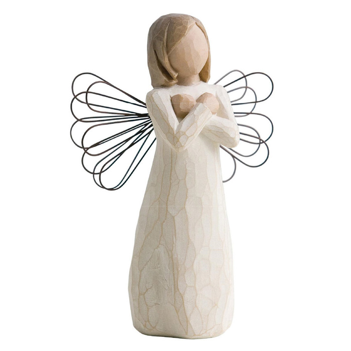 Willow Tree - Angel Sign for Love - Engle figur