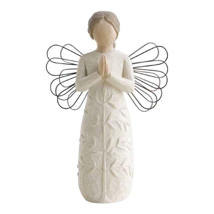 Willow Tree - Angel A Tree - A Prayer - Engle figur