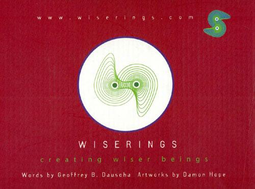 Wiserings - koncept til personlig bevidstgørelse og selvindsigt fra N/A på bog & mystik