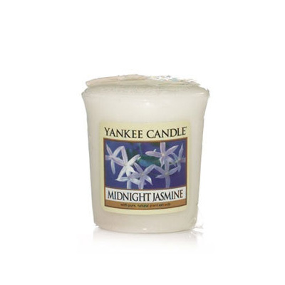 Duftlys - Midnight Jasmine - Votives - Yankee Candle