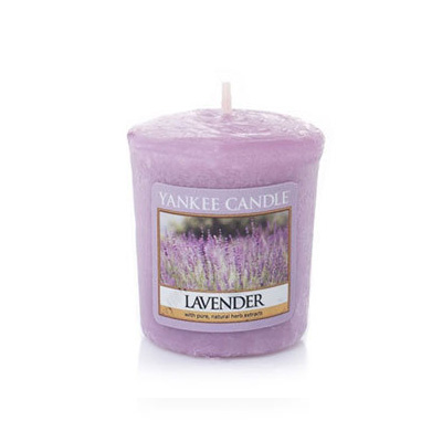Duftlys - Lavender - Votives - Yankee Candle