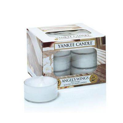 Duftlys - Angels Wings - Fyrfadslys - Yankee Candle