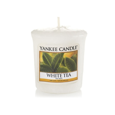Duftlys - White Tea - Votives - Yankee Candle